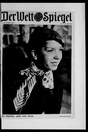 Berliner Tageblatt und Handels-Zeitung vom 12.03.1933