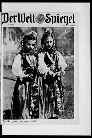 Berliner Tageblatt und Handels-Zeitung vom 02.04.1933