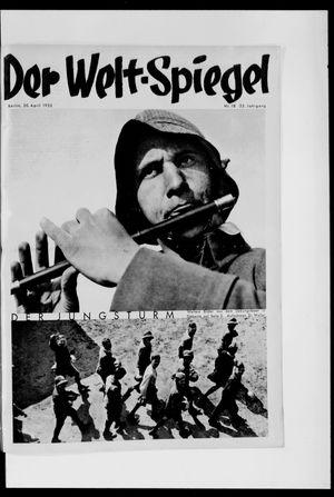 Berliner Tageblatt und Handels-Zeitung vom 30.04.1933