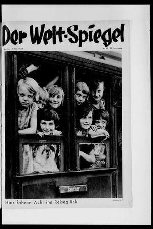 Berliner Tageblatt und Handels-Zeitung on May 14, 1933