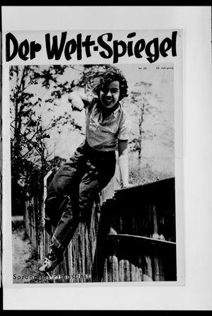 Berliner Tageblatt und Handels-Zeitung vom 04.06.1933