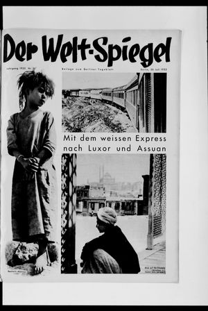 Berliner Tageblatt und Handels-Zeitung vom 30.07.1933
