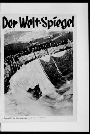 Berliner Tageblatt und Handels-Zeitung vom 14.01.1934