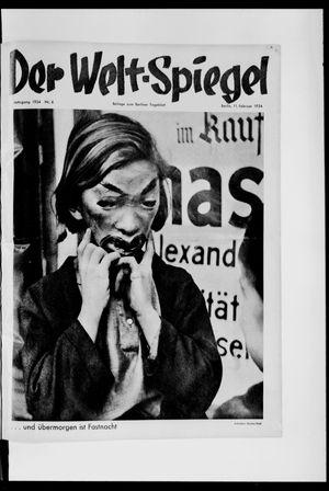 Berliner Tageblatt und Handels-Zeitung vom 11.02.1934
