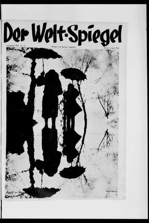 Berliner Tageblatt und Handels-Zeitung vom 01.04.1934