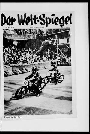 Berliner Tageblatt und Handels-Zeitung vom 22.04.1934