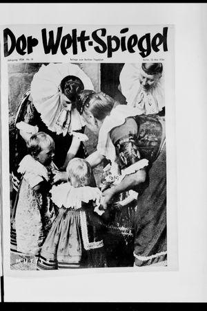 Berliner Tageblatt und Handels-Zeitung vom 13.05.1934