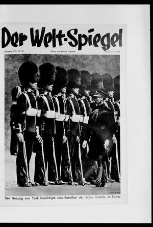 Berliner Tageblatt und Handels-Zeitung vom 03.06.1934