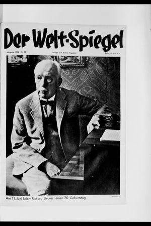 Berliner Tageblatt und Handels-Zeitung vom 10.06.1934