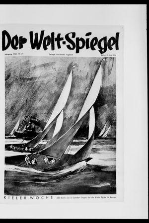 Berliner Tageblatt und Handels-Zeitung vom 17.06.1934