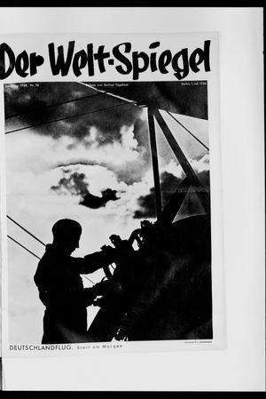 Berliner Tageblatt und Handels-Zeitung vom 01.07.1934