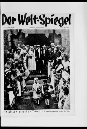Berliner Tageblatt und Handels-Zeitung vom 29.07.1934
