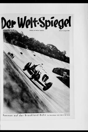 Berliner Tageblatt und Handels-Zeitung vom 12.08.1934