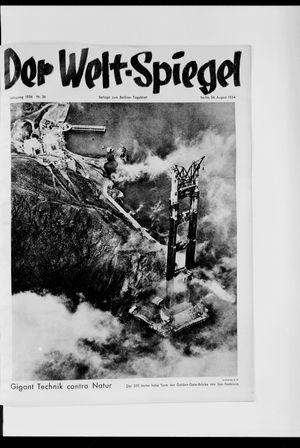 Berliner Tageblatt und Handels-Zeitung vom 26.08.1934