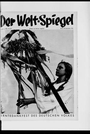 Berliner Tageblatt und Handels-Zeitung vom 30.09.1934