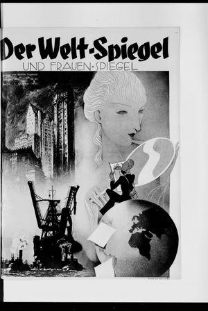 Berliner Tageblatt und Handels-Zeitung vom 07.10.1934