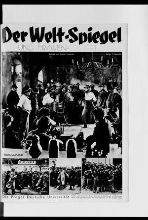 Berliner Tageblatt und Handels-Zeitung vom 02.12.1934