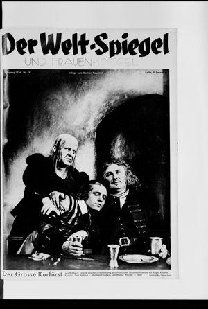 Berliner Tageblatt und Handels-Zeitung vom 09.12.1934