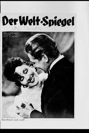 Berliner Tageblatt und Handels-Zeitung vom 30.12.1934