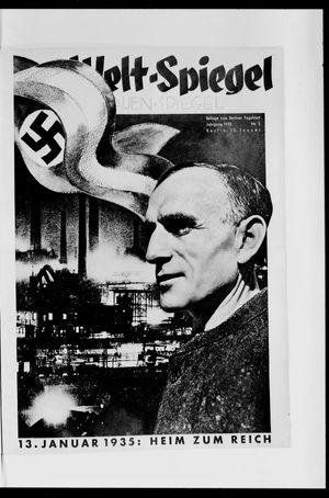 Berliner Tageblatt und Handels-Zeitung on Jan 13, 1935