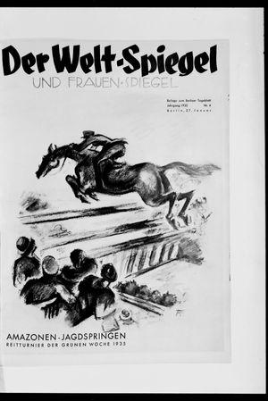 Berliner Tageblatt und Handels-Zeitung vom 27.01.1935
