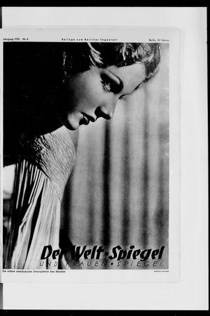 Berliner Tageblatt und Handels-Zeitung vom 10.02.1935