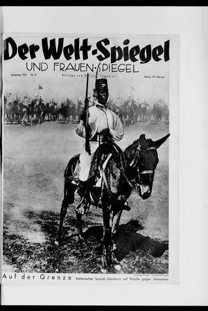 Berliner Tageblatt und Handels-Zeitung vom 24.02.1935