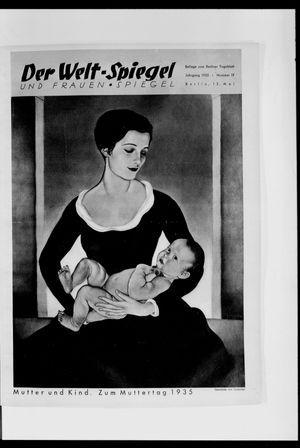 Berliner Tageblatt und Handels-Zeitung vom 12.05.1935