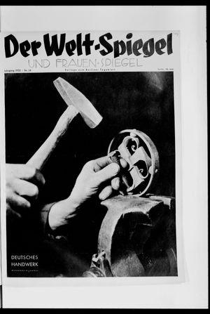 Berliner Tageblatt und Handels-Zeitung vom 16.06.1935