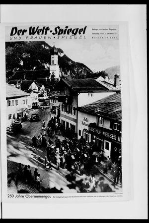 Berliner Tageblatt und Handels-Zeitung vom 23.06.1935