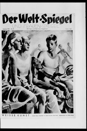 Berliner Tageblatt und Handels-Zeitung vom 07.07.1935