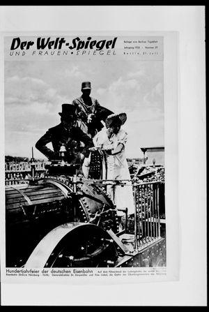 Berliner Tageblatt und Handels-Zeitung vom 21.07.1935