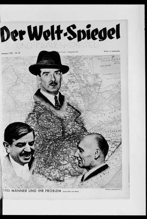 Berliner Tageblatt und Handels-Zeitung vom 08.09.1935