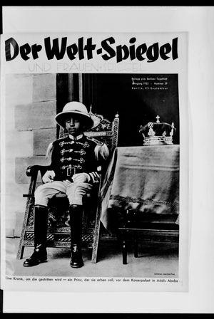 Berliner Tageblatt und Handels-Zeitung vom 29.09.1935
