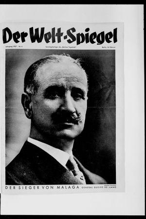 Berliner Tageblatt und Handels-Zeitung vom 14.02.1937