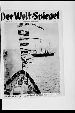 Berliner Tageblatt und Handels-Zeitung vom 23.05.1937