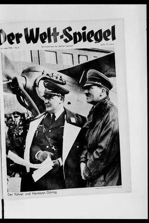 Berliner Tageblatt und Handels-Zeitung vom 30.01.1938