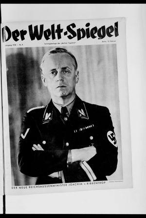 Berliner Tageblatt und Handels-Zeitung vom 13.02.1938