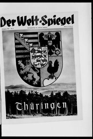 Berliner Tageblatt und Handels-Zeitung vom 27.02.1938