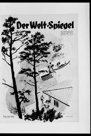 Berliner Tageblatt und Handels-Zeitung vom 05.06.1938
