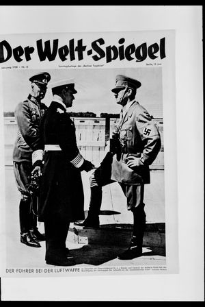 Berliner Tageblatt und Handels-Zeitung vom 19.06.1938