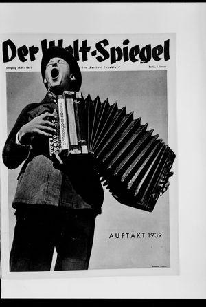 Berliner Tageblatt und Handels-Zeitung vom 01.01.1939