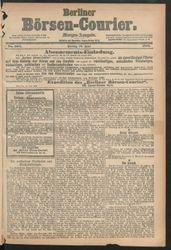 Berliner Börsen-Courier (19.06.1885)