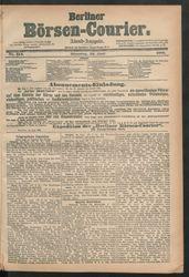 Berliner Börsen-Courier (23.06.1885)