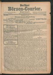 Berliner Börsen-Courier