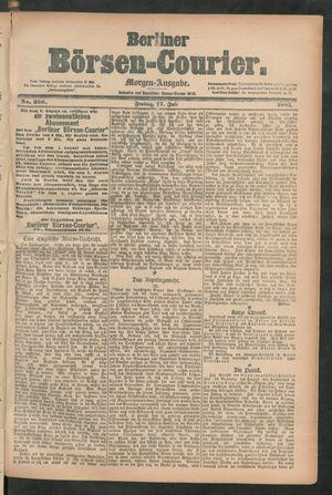 Berliner Börsen-Courier on Jul 17, 1885