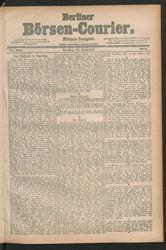 Berliner Börsen-Courier (22.09.1885)