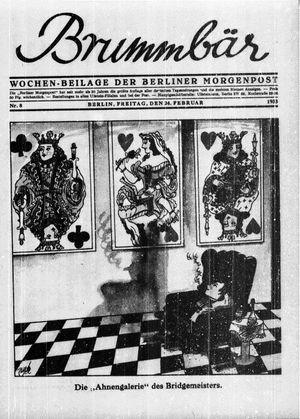 ˜Derœ Brummbär on Feb 24, 1933