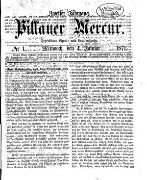Pillauer Merkur on Jan 4, 1871