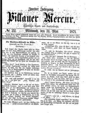 Pillauer Merkur on May 31, 1871